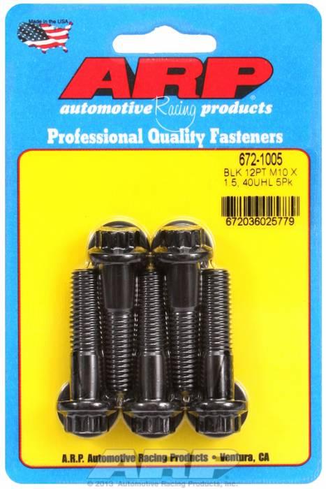 ARP - ARP6721005 - M10 X 1.50 X 40 12PT