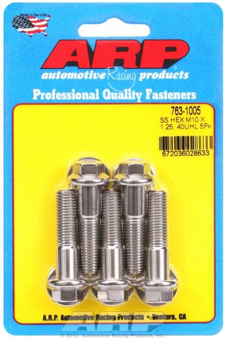 ARP - ARP7631005 - M10 X 1.25 X 40 HEX