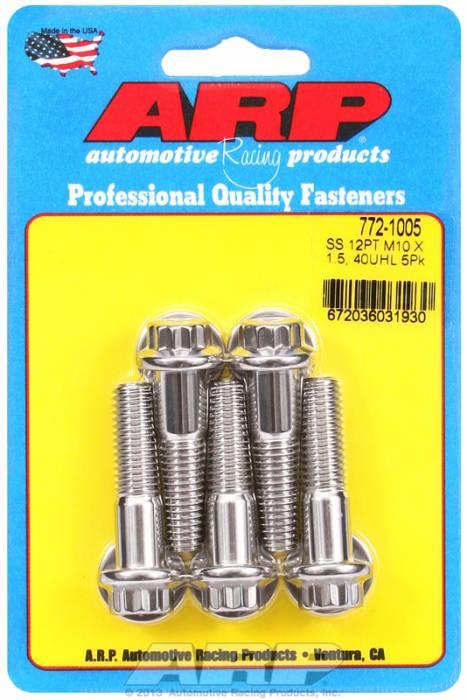 ARP - ARP7721005 - M10 X 1.50 X 40 12Pt