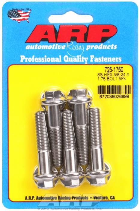 """ARP - ARP7251750 - """"3/8""""""""-24X1.750 HEX 7/"""""""