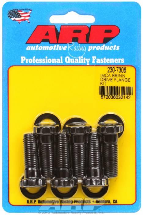 "ARP - ARP2307306 - IMCA, Universal Brinn Drive Flange Torque Converter Bolt Kit, 1.250"" UHL, 7/16 -20"
