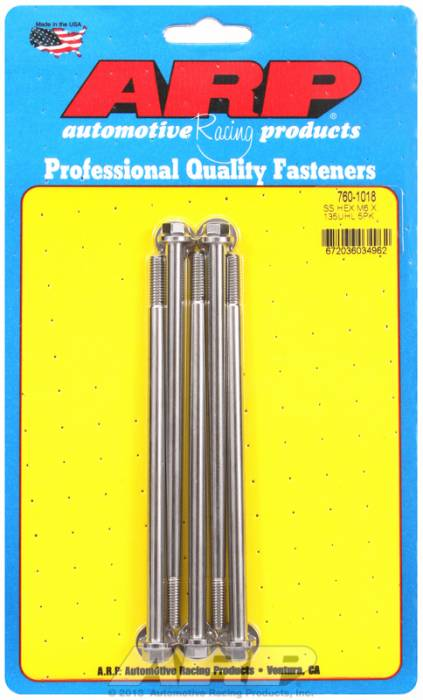 ARP - ARP7601018 - Hex Ss Bolts