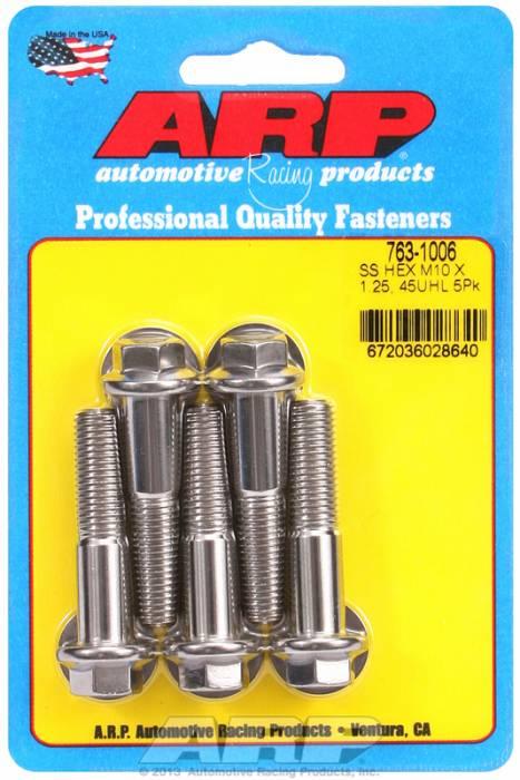 ARP - ARP7631006 - M10 X 1.25 X 45 HEX