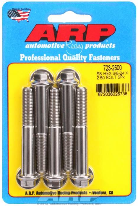 """ARP - ARP7232500 - """"3/8""""""""-24 X 2.500 HEX"""""""