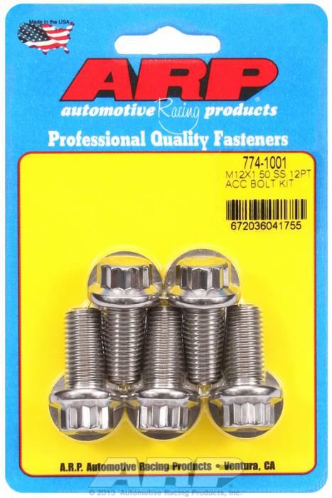 ARP - ARP7741001 - 12PT SS BOLTS