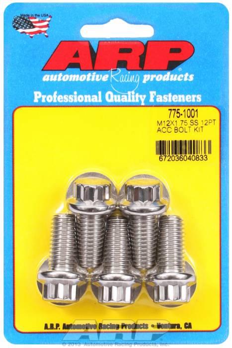 ARP - ARP7751001 - 12PT SS BOLTS