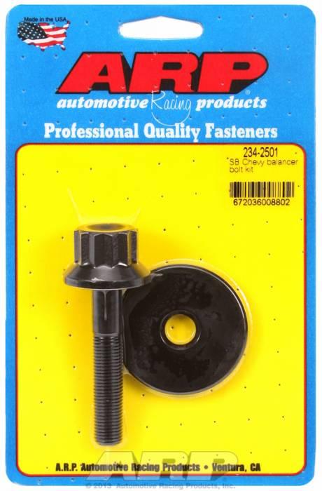 ARP - ARP2342501 - SB Chevy harmonic damper bolt kit