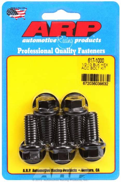 ARP - ARP6171000 - HEX BLACK OXIDE BOL