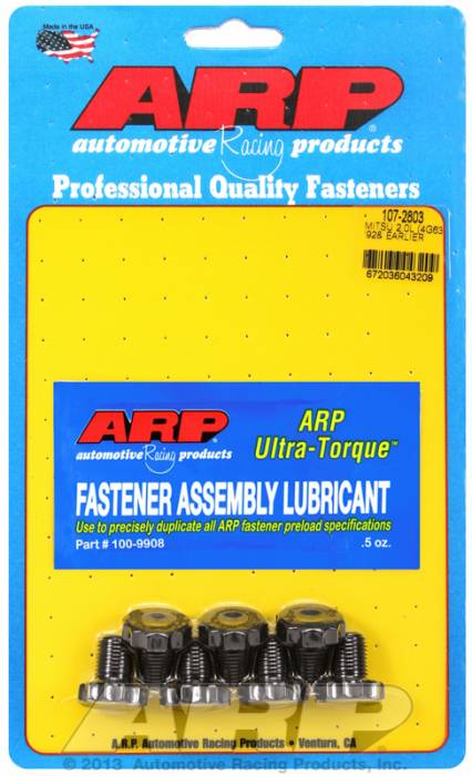 ARP - ARP1072803 - BOLT KIT