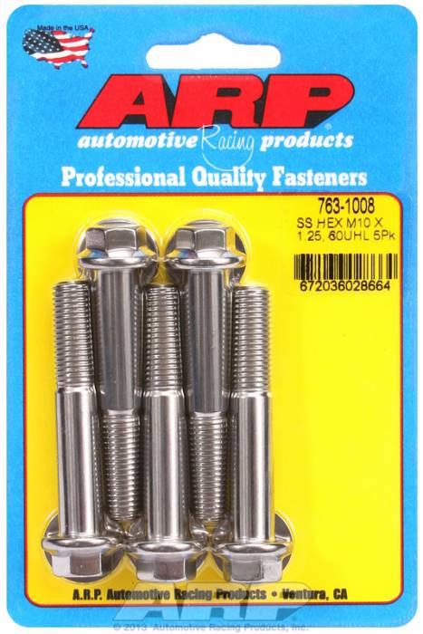 ARP - ARP7631008 - M10 X 1.25 X 60 HEX