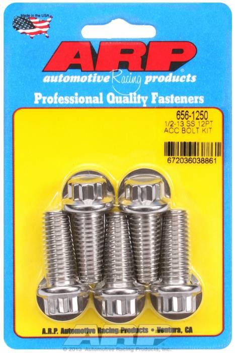 ARP - ARP6561250 - 12PT SS BOLTS