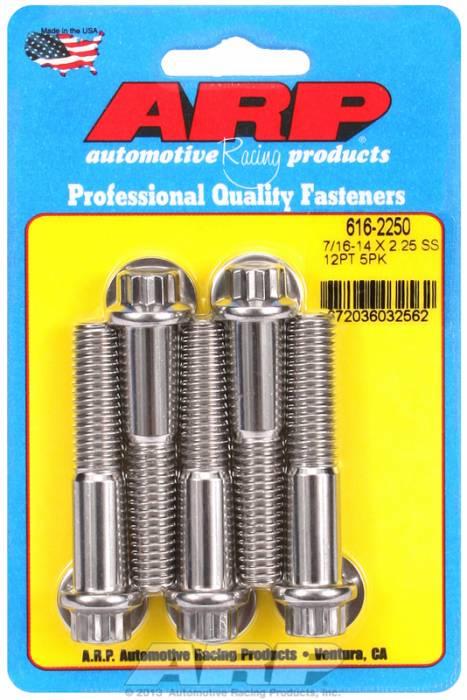 "ARP - ARP6162250 - ""4/16""""-14X2.250 12PT"""