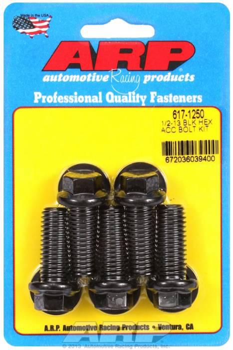 ARP - ARP6171250 - HEX BLACK OXIDE BOL
