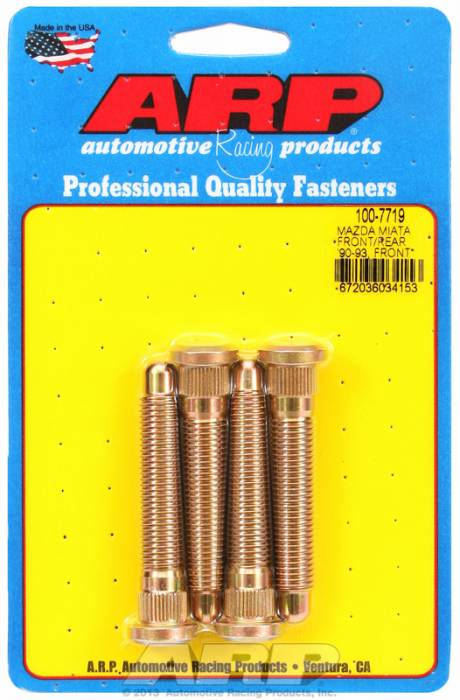 ARP - ARP1007719 - Wheel Stud Kit