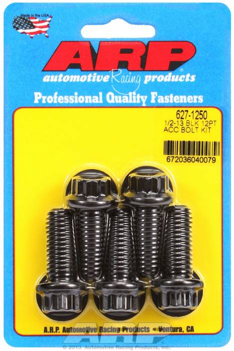ARP - ARP6271250 - 12PT BLACK OXIDE BO