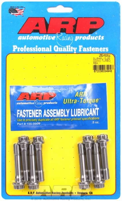 ARP - ARP2606302 - TURBO ROD BOLT KIT