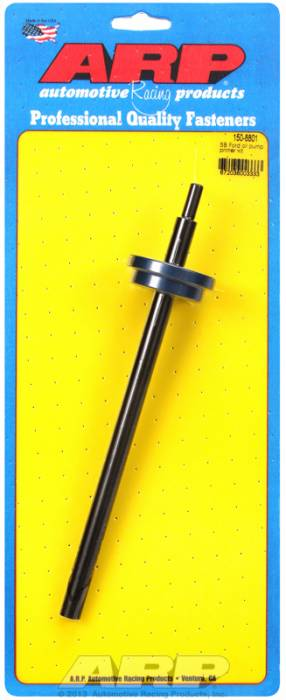 "ARP - ARP1508801 - ARP Heavy Duty Oil Pump Primer Tool - Ford Small Block With 1/4"" Hex Drive Oil Pump"