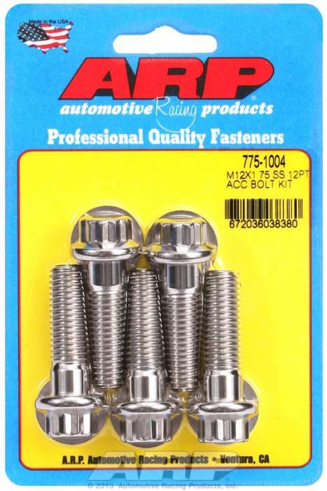 ARP - ARP7751004 - 12PT SS BOLTS