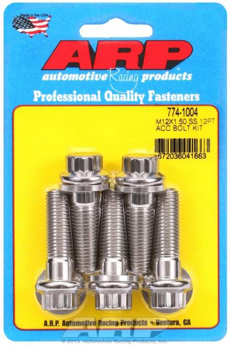 ARP - ARP7741004 - 12PT SS BOLTS