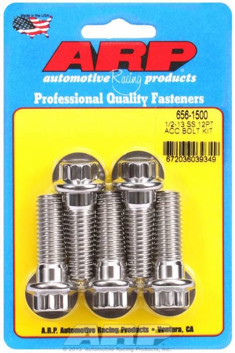 ARP - ARP6561500 - 12PT SS BOLTS