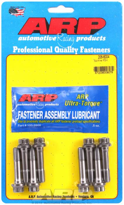ARP - ARP2066004 -  ARP-Rod Bolts-High Performance- BMC/Triumph/Rover -Spitfire 1296 & 1500- Complete Set