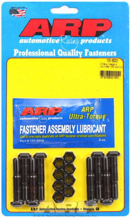 ARP - ARP1316001 - ARP-Rod Bolts-High Performance-Chevy Vega 4 Cyl- Complete Set