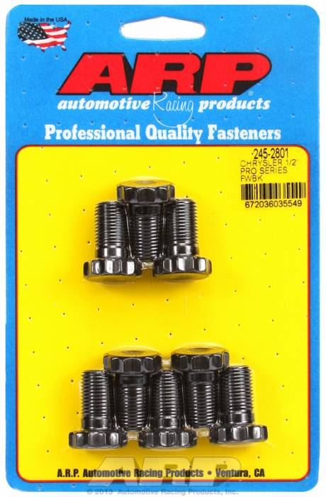 ARP - ARP2452801 - FLYWHEEL BOLT KIT