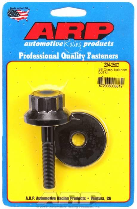 ARP - ARP2342502 - SB Chevy harmonic damper bolt kit