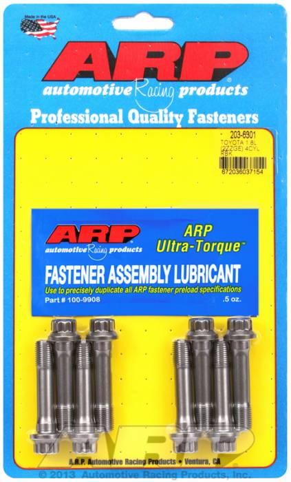 ARP - ARP2036301 - 4Cyl Rod Bolt Kit