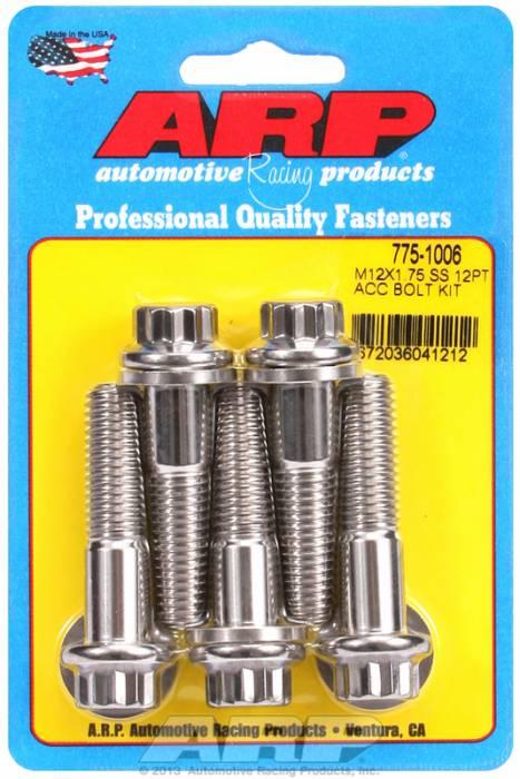 ARP - ARP7751006 - 12PT SS BOLTS