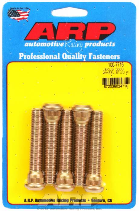 ARP - ARP1007715 - WHEEL STUD KIT
