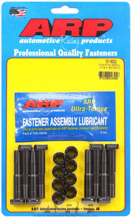 ARP - ARP1516002 -  ARP High Performance Rod Bolts- Ford 2300 Pinto- Complete Set