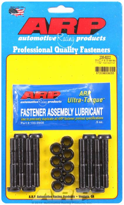 "ARP - ARP2066002 - ARP-Rod Bolts-High Performance- Bmc/Triumph/Rover -A & B Series 11/32""- Complete Set"