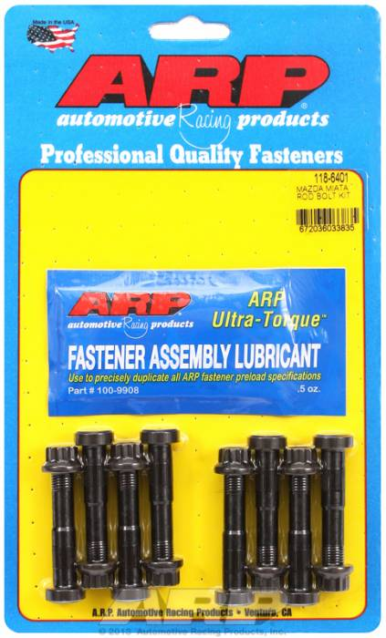 ARP - ARP1186401 - ROD BOLT KIT