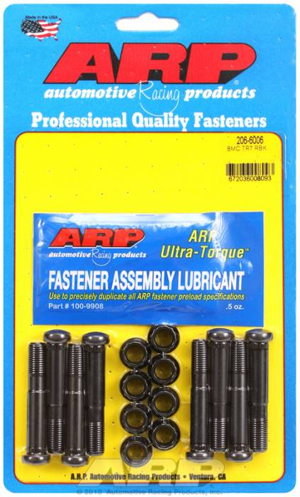 ARP - ARP2066006 -  ARP-Rod Bolts-High Performance- BMC/Triumph/Rover -TR7- Complete Set