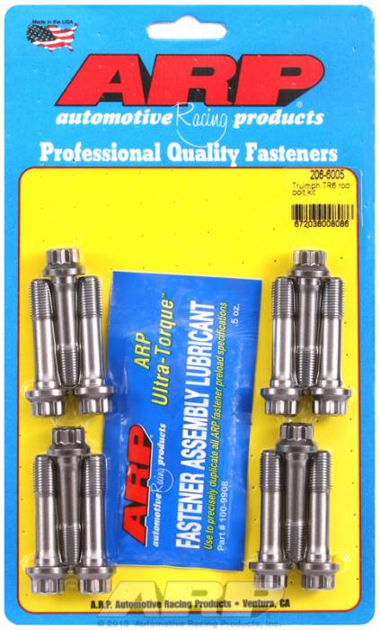 ARP - ARP2066005 -  ARP-Rod Bolts-High Performance- BMC/Triumph/Rover -TR6 & GT6- Complete Set