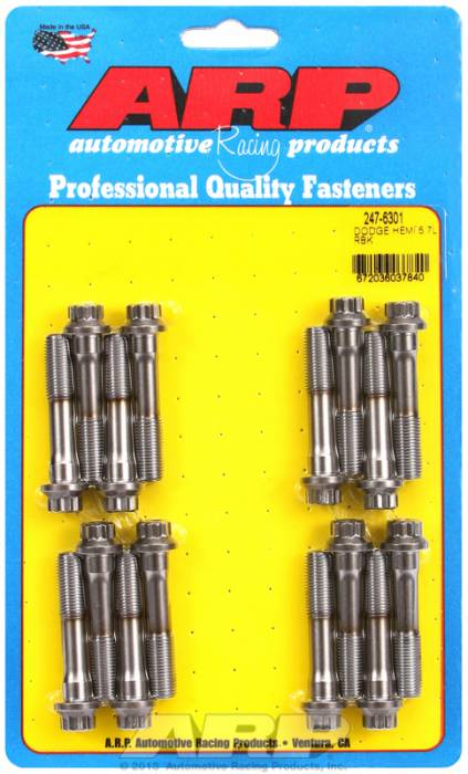 ARP - ARP2476301 - ROD BOLT KIT