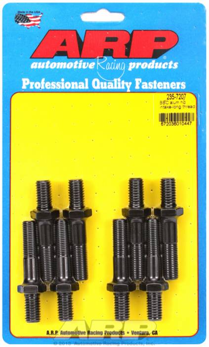 ARP - ARP2357207 - Bb Chevy Alum Head Intake-Long Thread Rsk