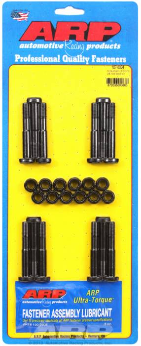 ARP - ARP1076004 -ARP High Performance Rod Bolts- Mitsubishi 3.0L,3.5L,6G74 - Complete Set