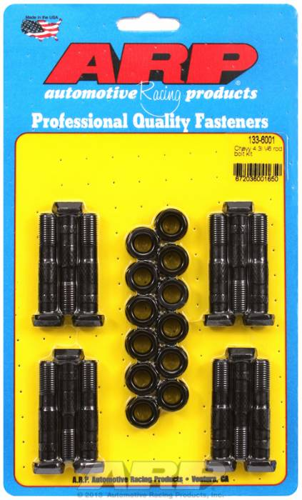 ARP - ARP1336001 -  ARP-Rod Bolts-High Performance-Chevy 4.3L V6- Complete Set