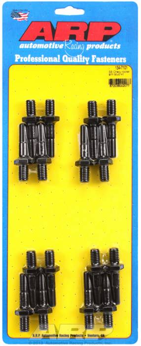 "ARP - ARP1347101 - ARP Rocker Arm Stud Kit- Small Block Chevy With 3/8"" Screw In Studs- Set Of 16"