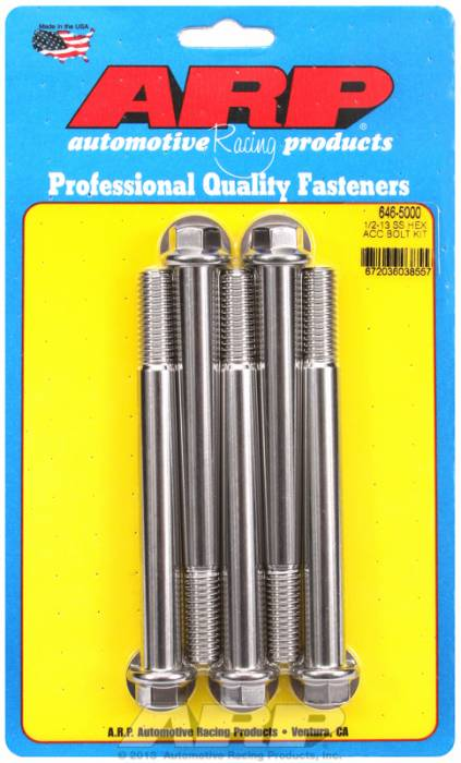 ARP - ARP6465000 - HEX SS BOLTS
