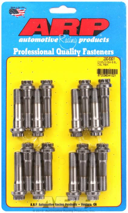 ARP - ARP2306301 - ROD BOLT KIT