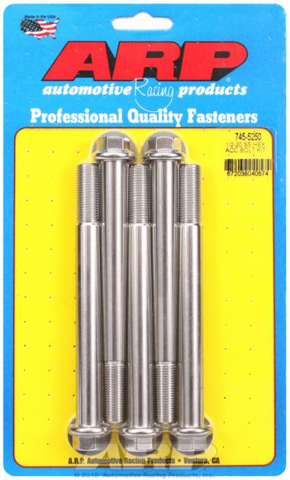 ARP - ARP7455250 - HEX SS BOLTS