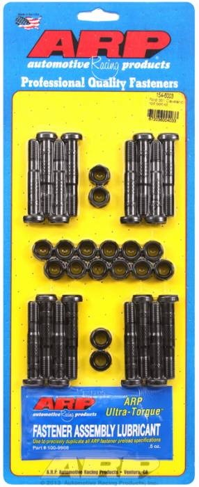 "ARP - ARP1546003 -  ARP High Performance Rod Bolts- Ford 351 ""C"" - Complete Set"