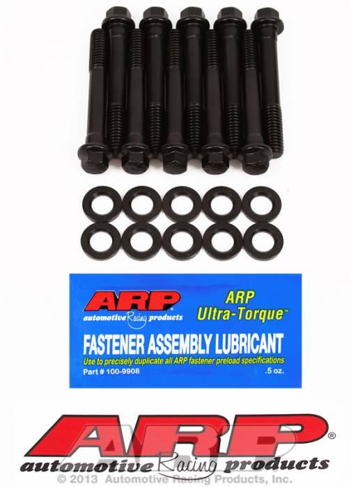 ARP - ARP1345002 -ARP Main Cap Bolt Kit- High Performance Series- Chevy Small Block Small Journal, 2 Bolt Main