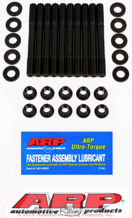 ARP - ARP1655402 -  ARP Main Cap Stud Kit - 1991-1999 Saturn 1.9L Dohc - 12 Point Nuts