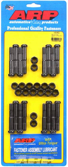 ARP - ARP1456402 -ARP-Rod Bolts-High Performance  Wave-Loc-Chrysler 383-440 Wedge, 354-392 Hemi,413- Complete Set