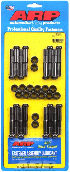 ARP - ARP1456002 -  ARP-Rod Bolts-High Performance -Chrysler 383-440 Wedge, 354-392 Hemi,413- Complete Set
