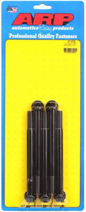 ARP - ARP6175750 - HEX BLACK OXIDE BOL